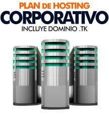 Plan de Hosting Corporativo