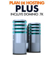 Plan de Hosting Plus