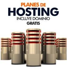 Planes de Hosting Web Compartidos SSD