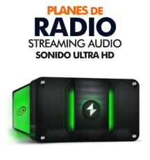 Planes de Streaming Audio HD